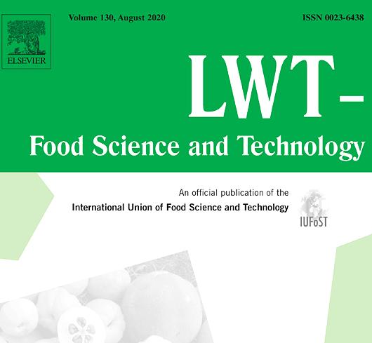 2020-不同β-葡聚糖含量的青稞品种的比较蛋白质组学研究-安徽工程大学-西藏青稞和牦牛种质资源与遗传改良国家重点实验室-LWT-FOOD SCI TECHNOL-(IF:4.00)